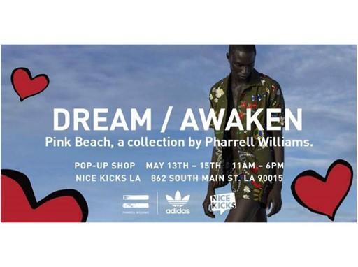 Pink Beach, Pharrell Williams