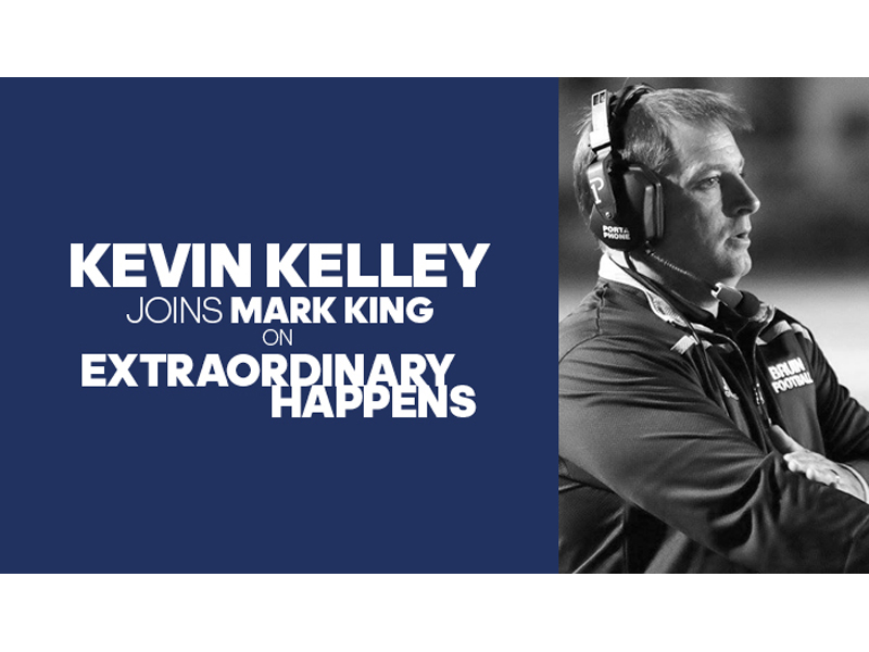 Extraordinary Happens Episode Art - Kevin Kelley