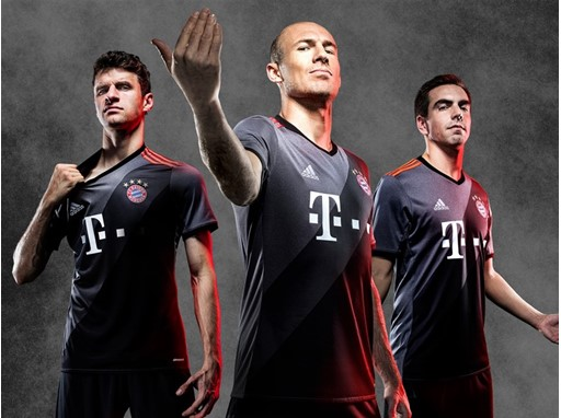 adidas FCB Away - 3 Players