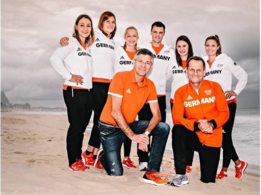 Fest gebunden: adidas und Deutscher Olympischer Sportbund (DOSB) verlängern Partnerschaft bis 2024