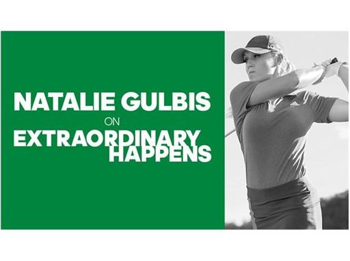 Extraordinary Happens Episode Art Natalie Gulbi