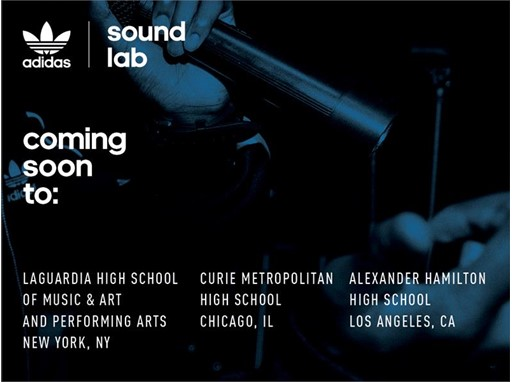 Sound Lab Coming Soon