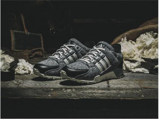 adidas WinterWool EQT Pair