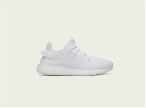 YEEZY BOOST 350 V2 Cream White, 220 Euro