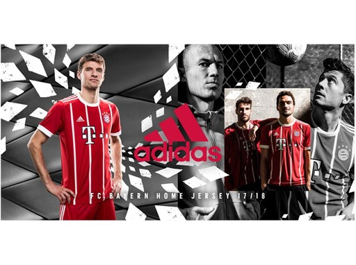 FCBFW17 Home Muller 5Player