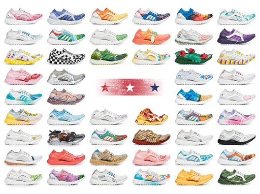 adidas x Refinery29 BOOST the Nation 50 States