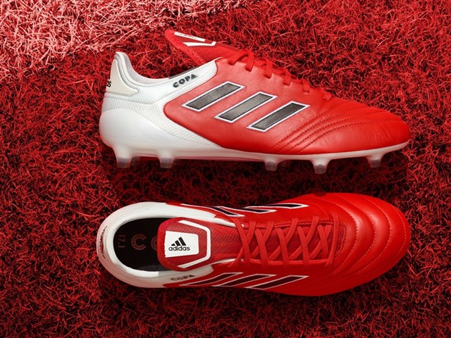 sports shoes 58f1a 37c82 adidas Reveals a Football Original Re-Imagined with COPA 17 Red Limit