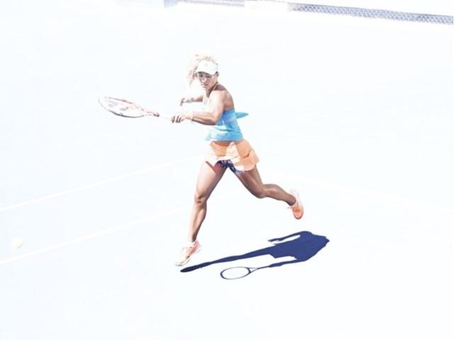 Angelique Kerber Adidas Melbourne Line Tennis Australian Open