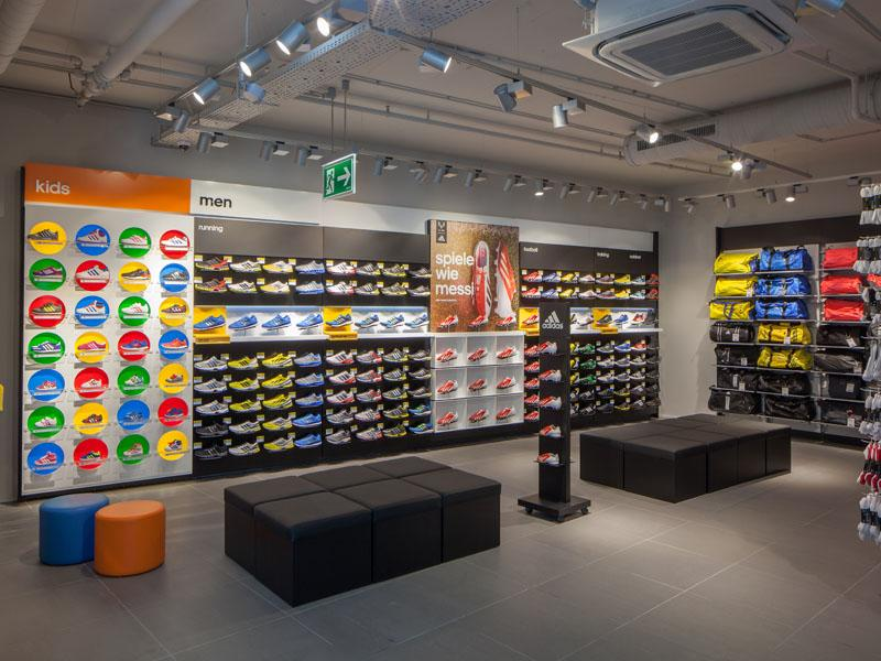 adidas news stream adidas er ffnete brand concept store in m nchen. Black Bedroom Furniture Sets. Home Design Ideas