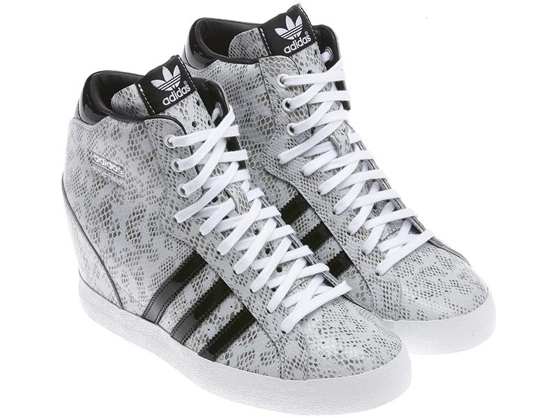 Adidas News Stream Adidas Originals Wedge Heels Snakeskin 1