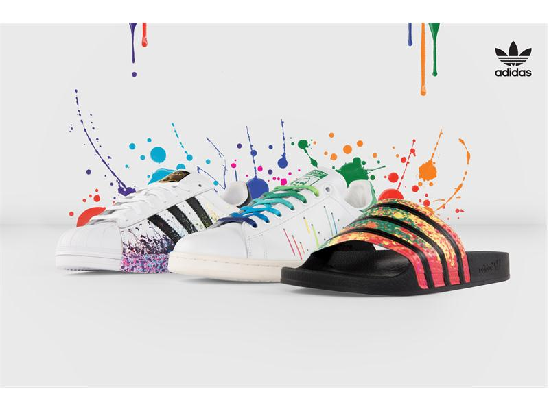 Adidas All Star Pride