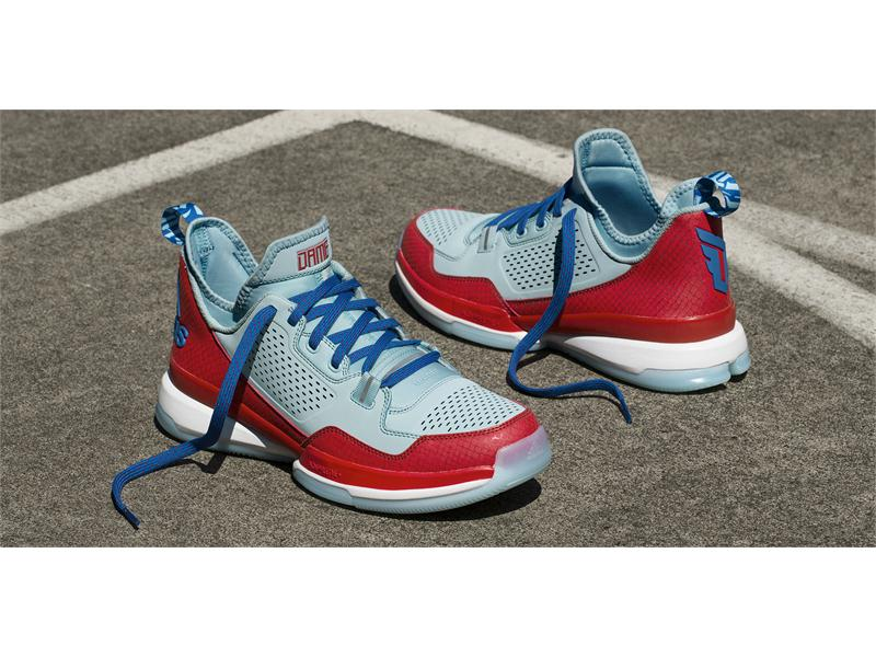 adidas NEWS STREAM : adidas x D Lillard 1 Oakland Rebels ...
