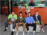 Jo-Wilfried Tsonga debuts adizero Roland Garros collection