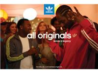 adidas Originals Launches Advertising Campaign Celebrating &#34;all Originals&#34;