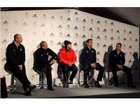 adidas unveils Team GB Vancouver kit with 3D spectacular at Somerset House