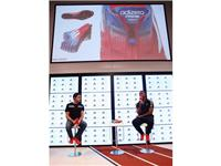 Tyson Gay Q&A session