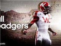 adidas Wisconsin Unrivaled Uniform EMOTIONAL