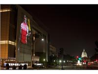 adidas Lights Up Washington, D.C. with RGIII