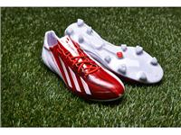 Leo Messi's new adizero f50 Messi boots
