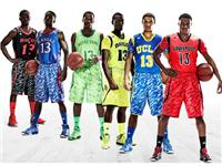 adidas Unveils New Uniform For Six College Basketball Teams