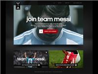 adidas Launches Leo Messi Facebook Experience