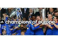 Chelsea Football Club Champions of Europe 2013