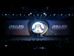 Unveiling of adidas 2010 World Cup Official Match Ball: 'JABULANI'