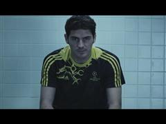 Iker Casillas, un portero al nivel de la UEFA Champions League