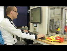 adidas Innovation/Testcenter - Laces, Herzogenaurach