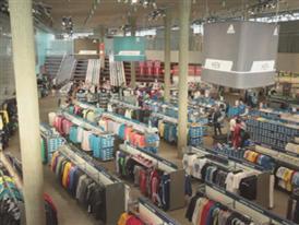 adidas Retail Environment