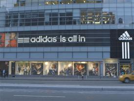adidas Tennis Stars Surprise Young Tennis Fans