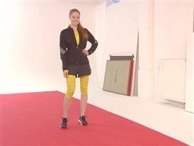 Barbara Meier vom Model zur Marathonl+ñuferin
