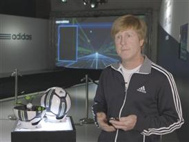 Christian Dibenedetto, adidas senior Innovation Director
