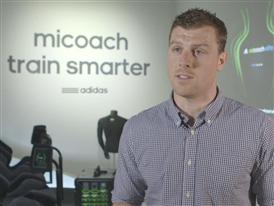 Matt Hymers, adidas Project Manager, Team Sports