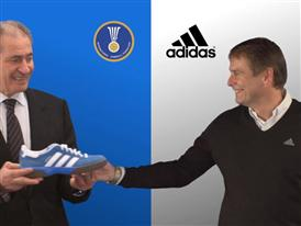 IHF adidas partnership long