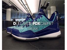 D Lillard 1 PDX Carpet