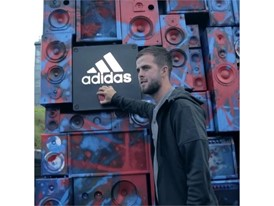 adidas Fracas party in Paris