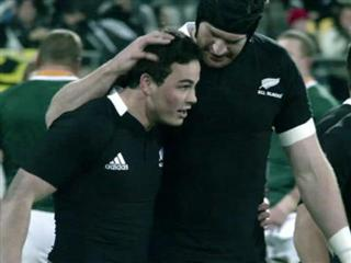 All Blacks crowned number one in world rugby
