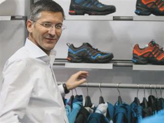 Herbert Hainer Vorstandsvorsitzender adidas Group