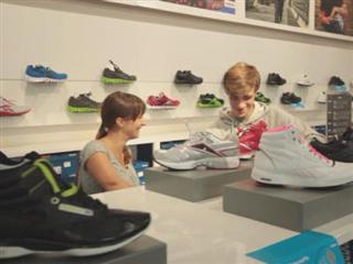 Reebok Retail Environment
