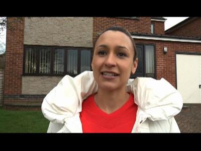 Jessica Ennis Interview