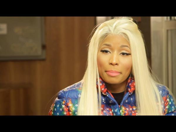 B-Roll Nicki Minaj