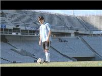 Lionel Messi - Behind the Scenes B-Roll