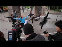 &#34;all adidas&#34; Women&#39;s digital film - Behind the scenes imagery