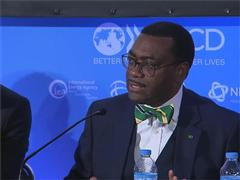 Powering Africa in the city of lights- Akinwunmi Adesina, AfDB president soundbites