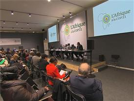 COP 21: Agricultural Transformation Panel