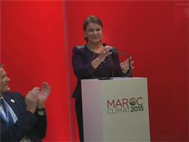 COP21: Moroccan minister of environment speech
