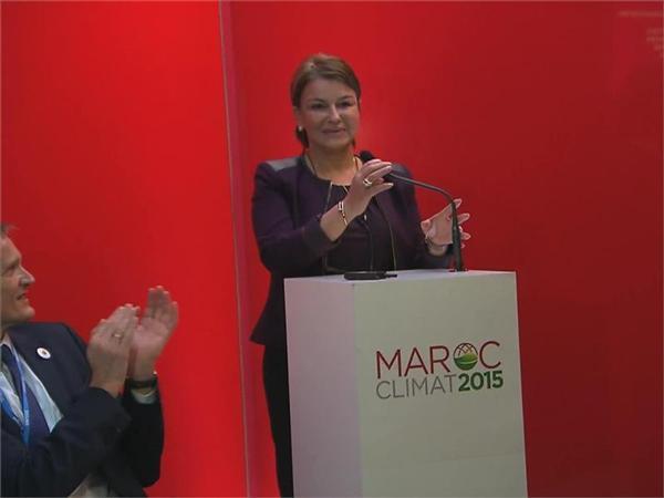 COP21: Moroccan minister of environment speech