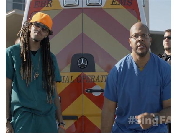 The F.A.S.T. Song music video featuring Dee-1 and Tha Hip Hop Doc