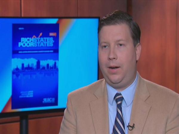 Jonathan Williams, Vice President, American Legislative Exchange Council (ALEC) Center for State Fiscal Reform